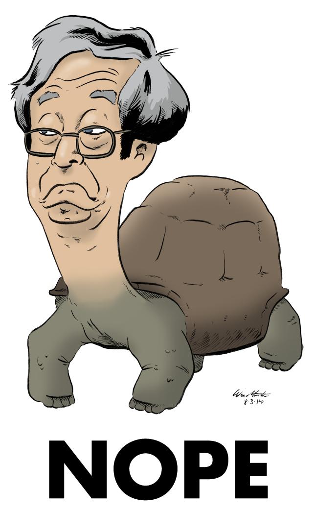 sakamoto NOPE