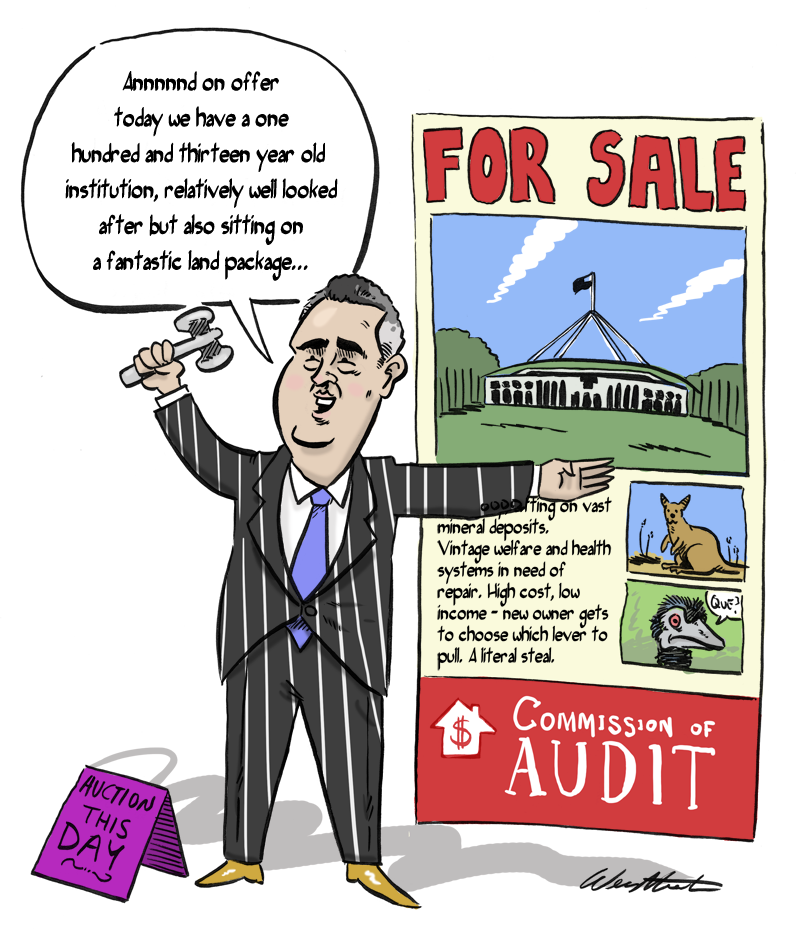 commission of audit